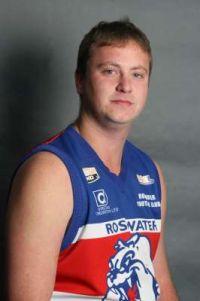 Rosewater FC Brett Gooley