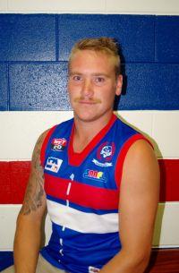 Rosewater Football Club Darren Grimmond