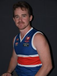 Rosewater Football Club Shane Gates