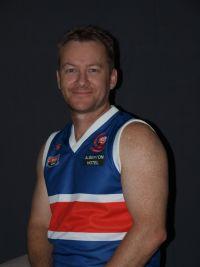 Rosewater Football Club Chris Burden